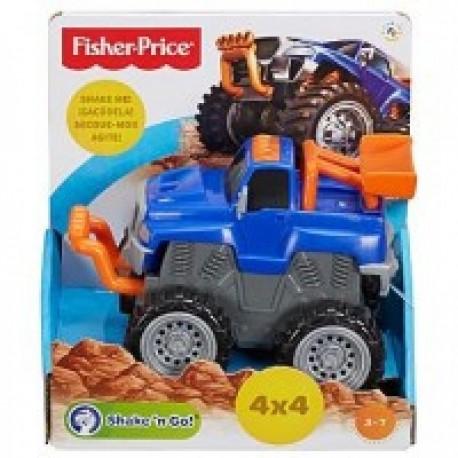 Camion 4 x 4 Shake N´Go FP - Envío Gratuito