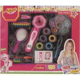 Set Peinadora Twist