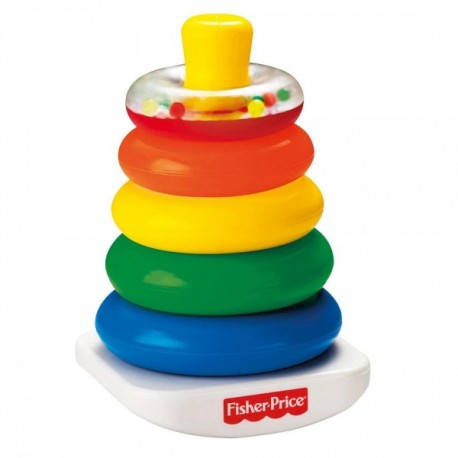 Pila de Aritos Fisher Price - Envío Gratuito