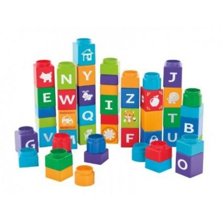 FP Cubos ABC de Letras - Envío Gratuito