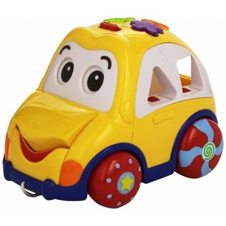 Vehiculo Con Figuras Geometricas - Envío Gratuito