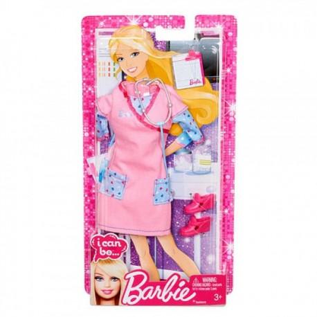 Barbie Quiero Ser - Mattel - Envío Gratuito