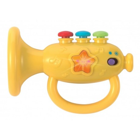 Bebe Musical Trompeta - Envío Gratuito