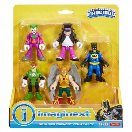 DC Figura Amigos- Imaginext - Envío Gratuito