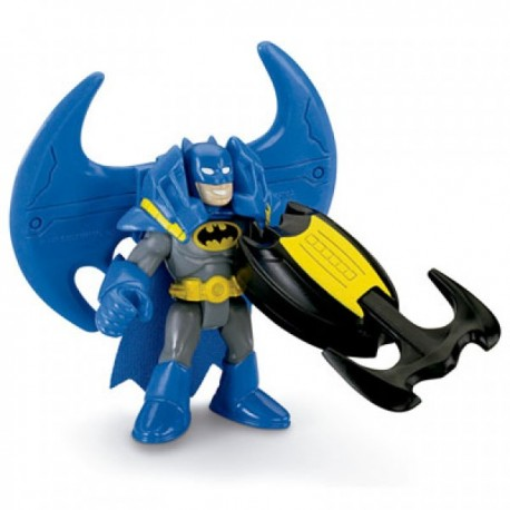 F-P Imaginext Super Friends Barman - Envío Gratuito