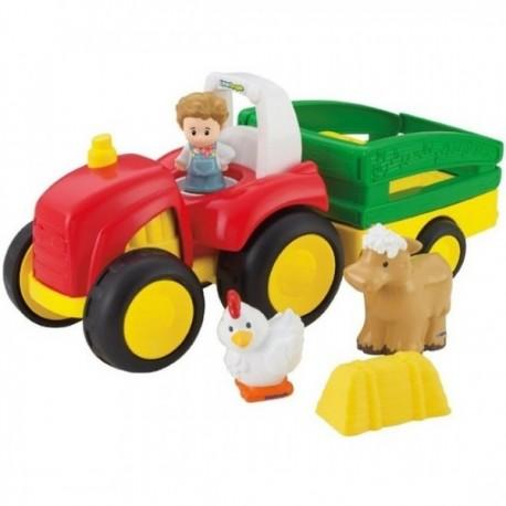 Surtido de Vehículos Grandes - Little People - Envío Gratuito