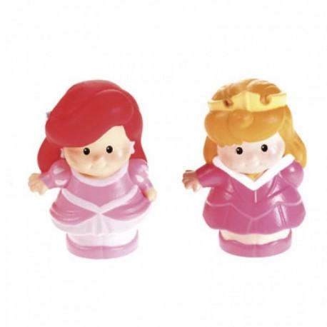 F-P LP Disney Princesas Ariel Aurora - Envío Gratuito