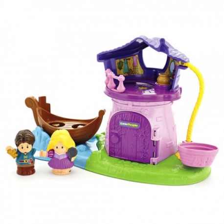 Little People Aventuras de Princesas - Envío Gratuito