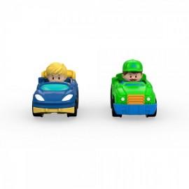 FP Little People Wheelies 2 pack