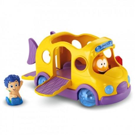 Bubble Guppies Autobús Fantástico - Envío Gratuito