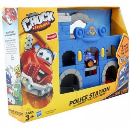 Tonka Chuck & Friends Estación de Policía - Envío Gratuito