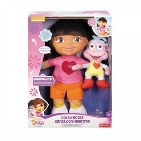 Dora y Botas Canta Conmigo - Envío Gratuito