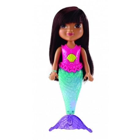 Dora Sirena Magica - Envío Gratuito