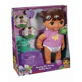 Dora Bebe Aprende a ir al Baño