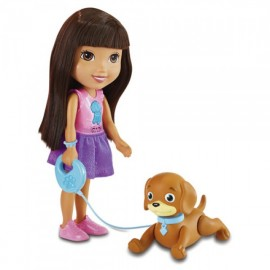 Dora y Perrito - Envío Gratuito