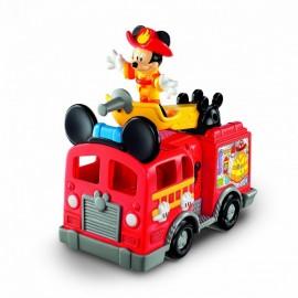 Mickey Camión al Rescate - Fisher Price - Envío Gratuito