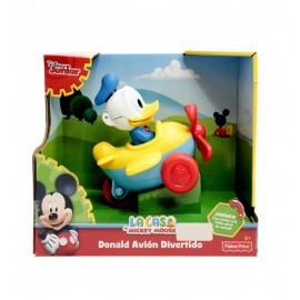 Disney Mickey - Aviones Divertidos - Envío Gratuito
