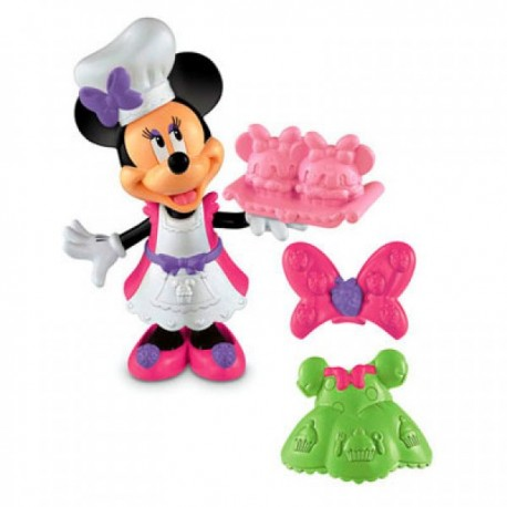 F-P Boutique Minnie Moda Minnie Pastelera - Envío Gratuito