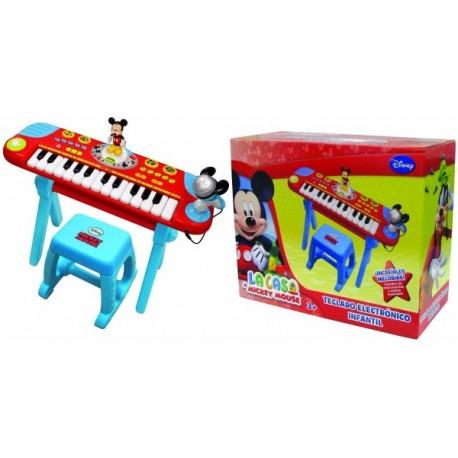 Piano de Mickey Mouse Canta Conmigo - Envío Gratuito