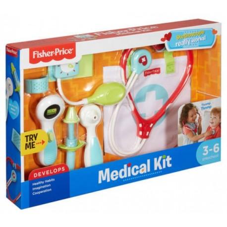 Estuche Medico - Fisher Price - Envío Gratuito
