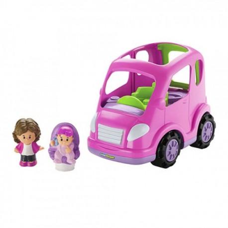 Surtido de Vehiculos Medianos Little People - Envío Gratuito