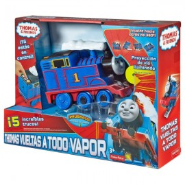 Thomas Friends Vueltas a Todo Vapor