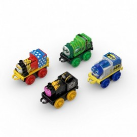 Thomas Mini Locomotoras 4 Pack - Envío Gratuito
