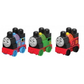 Construye tu Locomotora - Mattel