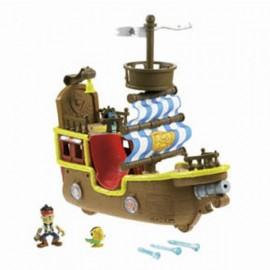 F-P Bucky Barco de Jake y los Piratas - Envío Gratuito