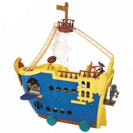 Gran Barco Colosal de Jake- FP - Envío Gratuito