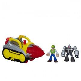 Tranformers Playskool Heroes - Envío Gratuito