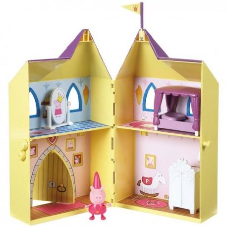 Peppa Pig Princesa Torre Secreta - Envío Gratuito