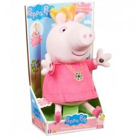 Peppa Pig Peluche Canta Con Peppa - Envío Gratuito