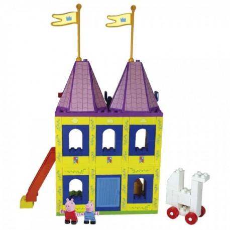 Peppa Pig Castillo Mega Bloques de construcción - Envío Gratuito