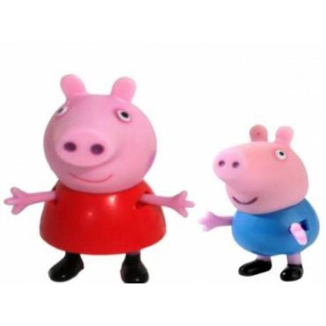 Peppa Pig Figura 3 pulgadas - Envío Gratuito