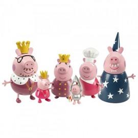 Peppa Pig Set Familia
