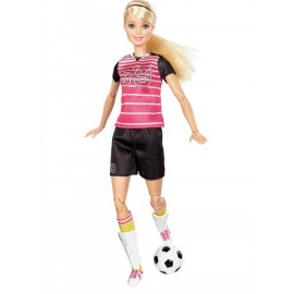 Barbie - Movimientos Deportivos