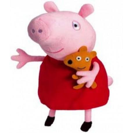 Peppa Pig Peluche Musical - Envío Gratuito