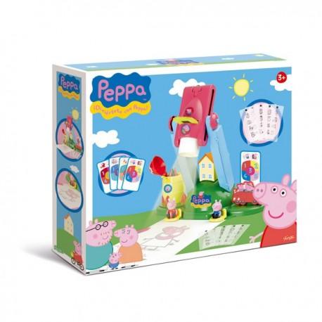 Peppa Pig Proyector - Envío Gratuito