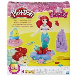 Set Play Doh Princesa Disney Ariel
