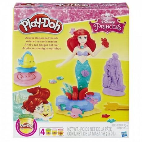 Set Play Doh Princesa Disney Ariel - Envío Gratuito