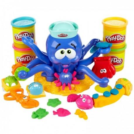 Pulpo Divertido - Play Doh - Envío Gratuito