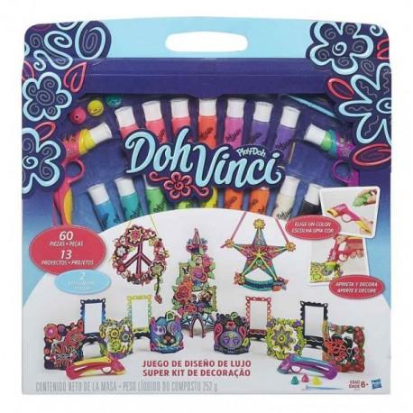 Doh Vinci Kit Diseño de Lujo - Envío Gratuito
