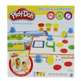 Play Doh Numeros y Cuentas - Envío Gratuito