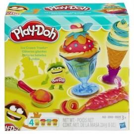 Delicias Heladas Play Doh