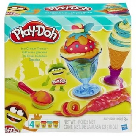 Delicias Heladas Play Doh - Envío Gratuito