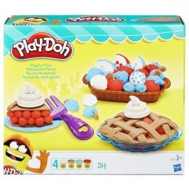 Pasteles Divertidos - Play Doh