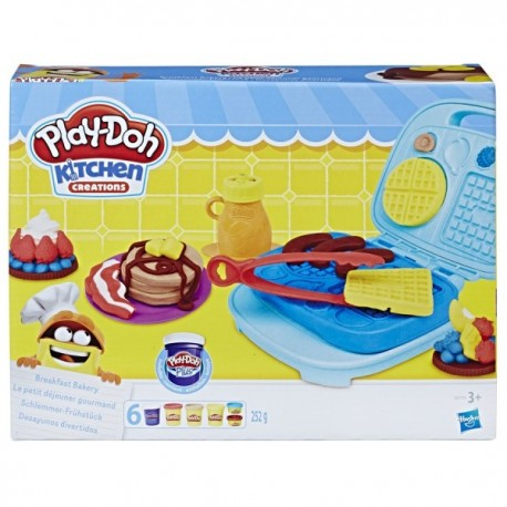 Play Doh - Desayunos de Panadería - Envío Gratuito