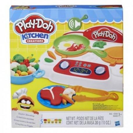 Play Doh Kitchen - Creaciones a la Sarten - Envío Gratuito
