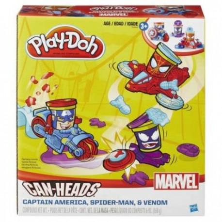 Play Doh - Avengers - Envío Gratuito